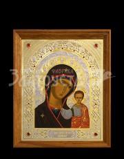 Икона Казанской Божьей Матери -4