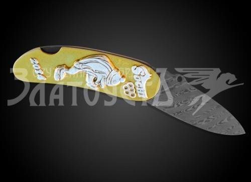 Складной нож «Сочи»