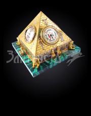 Настольные часы «Пирамида Хеопса»