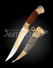 Нож азиатский «Чингисхан»