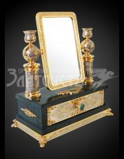 Зеркало - шкатулка – подсвечники