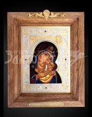 Икона Казанской Божьей Матери - 1