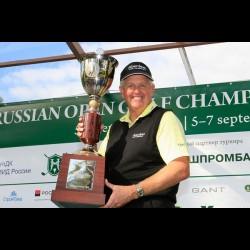 RUSSIAN OPEN GOLF CHAMPIONSHIP (SENIOR) - 2014