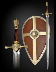 Меч и щит «Державный»