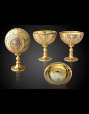 Сувенир «Глобус – рюмочки»